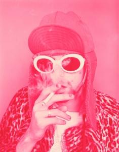 Last Kurt Cobain's Photo Shoot by Jesse Frohman (9)